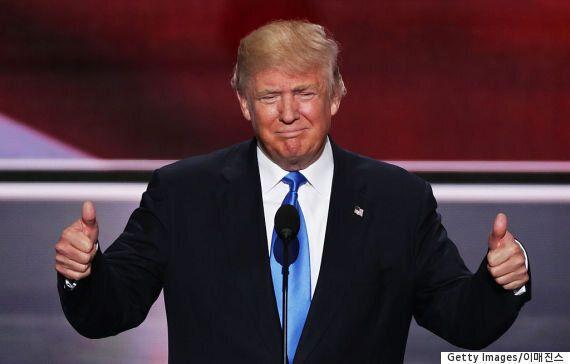 트럼프가 자신을 '미스터 브렉시트'라고 불러달라고 했고, 모두가 혼란에