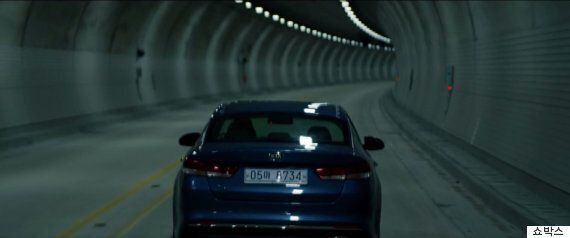 영화 '터널'과 '끝까지 간다'의 자동차 번호가 같은 이유와 번호의