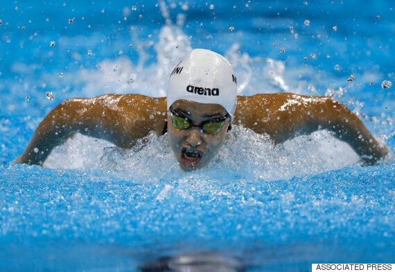 시리아 난민 수영선수 유스라 마르디니는 올림픽 역사를 새로 쓰고