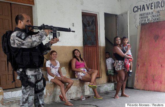 브라질은 인권과 안전이라는 올림픽 정신의 유산을 이어가는 데 실패하고