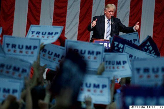 도널드 트럼프가 '사상검증'을 거쳐 이민자들을 받겠다고