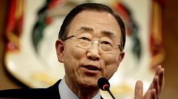 반기문은 이런 이유로 '차기 UN 사무총장'에 '여성'이 당선되길
