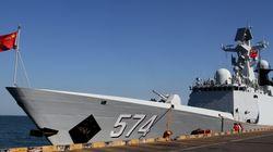 중국이 최초의 해외 군사기지를 짓고