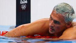 브라질이 미국 수영선수들을
