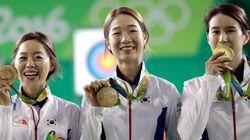 한국 여자양궁은