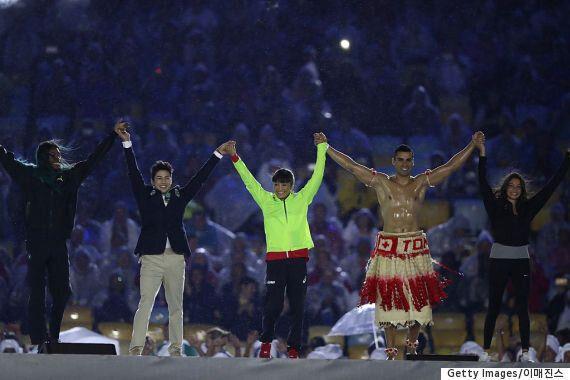 올림픽으로 인생이 뒤바뀐 통가의 태권도 선수가