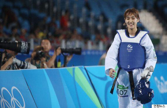 태권도 김소희, 최고의 골든 포인트로 결승