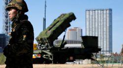 일본이 북한 미사일에 대한 상시요격 체제에