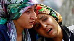터키의 결혼식에서 자폭테러를 한 사람은 12~14세로