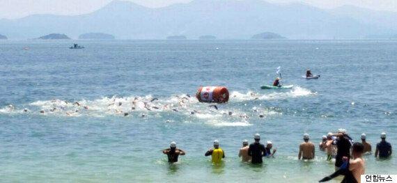 여수 수영대회 사망자 가족 '현장에 심장제세동기도