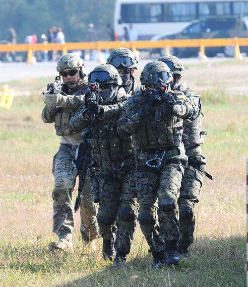 특전사 포로극복 훈련, 무엇이