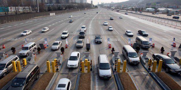 실수로 고속도로로 진입했어도 돌아올 수 없는 요금소가 전국에 20개가