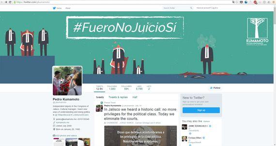 25세 청년은 어떻게 멕시코 최초의 무소속 주의원이