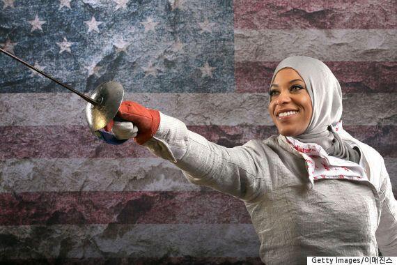 미국 국가대표 최초로 히잡을 쓴 선수는 경기에 지고도 역사를 새로