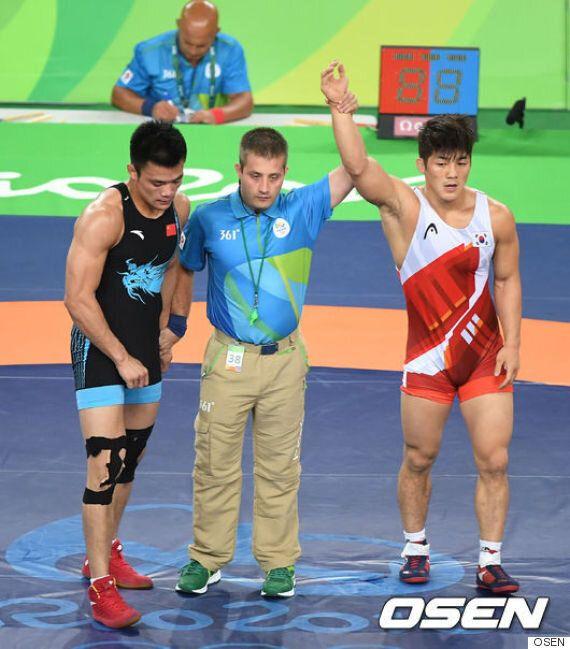 심판판정에 울었던 김현우, 당당히 실력으로 2회 연속 메달