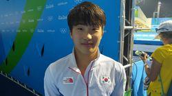 우하람, 한국 다이빙 사상 최초의 올림픽 결선
