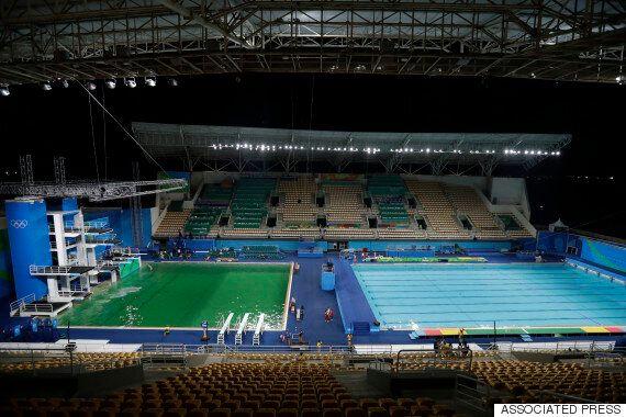 리우 올림픽 수영장이 녹색으로 변한 이유가 밝혀졌고, 여기에는 의외의 장점도 하나