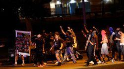 밀워키 흑인 경찰총격 사망 시위