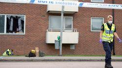 스웨덴에서 8세 어린이가 집 안에 날아든 수류탄 폭발로
