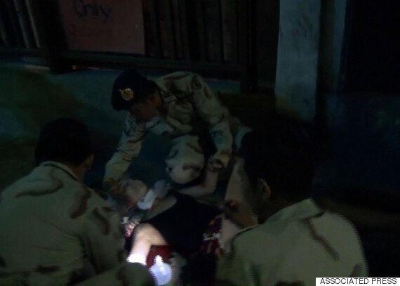 태국 휴양지 후아힌에서 폭발물이 터져 20명의 사상자가
