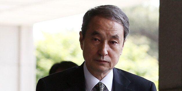 신현우 전 옥시 대표가 '가습기살균제 사망사건' 관련 혐의를