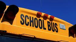 4세 아이가 폭염 속 버스에 8시간을 갇혀 의식을