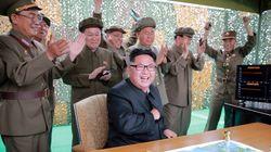 북한은 오늘도 탄도미사일을