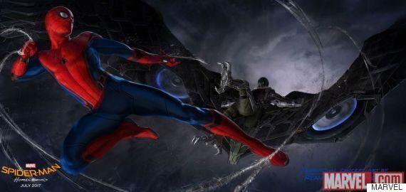 영화 '스파이더맨: 홈커밍'의 악당이