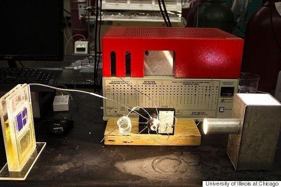 대기 이산화탄소를 제거하는 획기적인 태양열 기계가