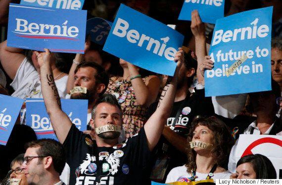 클린턴 측은 통합을 원했다. 일부 샌더스 지지자들은 생각이