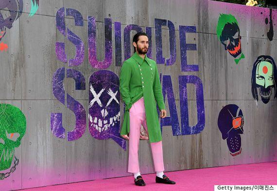 자레드 레토의 패션 사랑을 보여주는 정말이지 귀여운