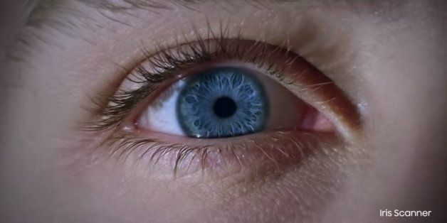 삼성이 밝힌 '갤럭시노트7 홍채 인식'으로 할 수 있는