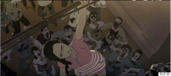 '부산행'의 첫번째 좀비가 '서울역'의