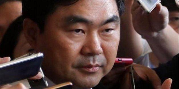 68년 검찰 역사 초유로 '현직 검사장'이 '구속