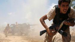 미군이 IS의 새 근거지를