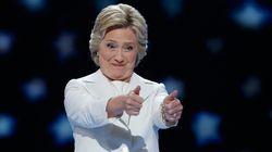 미 대선 D-100, 힐러리가 트럼프를 앞선다는 여론조사가