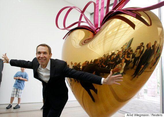 현대 미술가 제프 쿤스가 직원 15명을 하룻밤 사이 해고한
