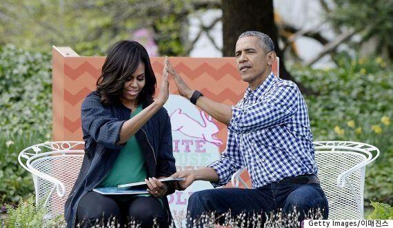 버락 오바마의 55번째 생일을 맞아 모아본 최고의 순간들