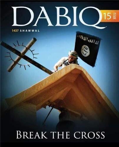 IS가 기독교와 교황에 대한 테러를