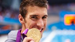 올림픽 4연패 노리는 마이클 펠프스의