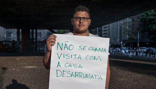 12명의 브라질인이 말한 올림픽에 대한 솔직한
