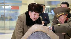 김정은은 미사일 발사에 이만큼을