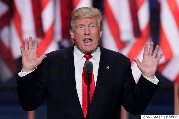 테드 크루즈가 '도널드 트럼프 지지 안 한 이유'를 아주 간단하게