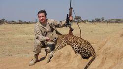트럼프 아들은 이제 표범을 못 죽일지도