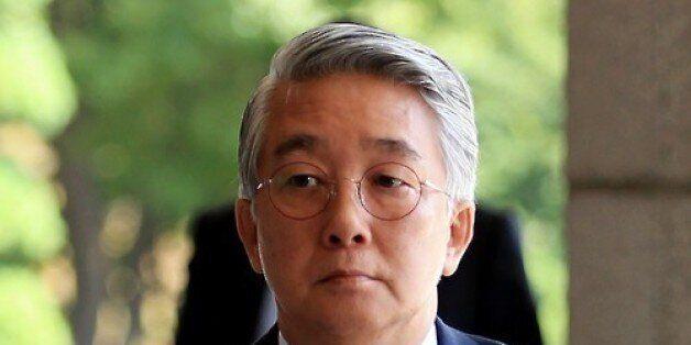 검찰이 폴크스바겐 박동훈 전 사장에 구속영장을