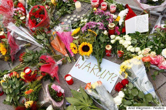 독일 뮌헨 총기 난사범은 SNS로 사람들을