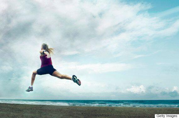 1분의 강력한 운동으로 50분의 '적당한 운동' 효과를 볼 수