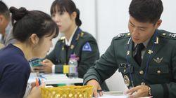 공군사관학교의 입시 경쟁률이 역대 최대치를