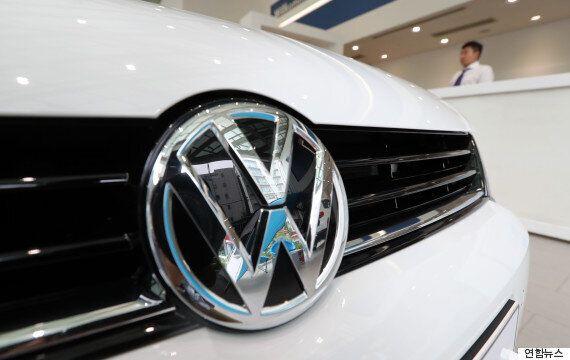 환경부가 폭스바겐에 대대적인 '차량 판매' 정지 처분 등을