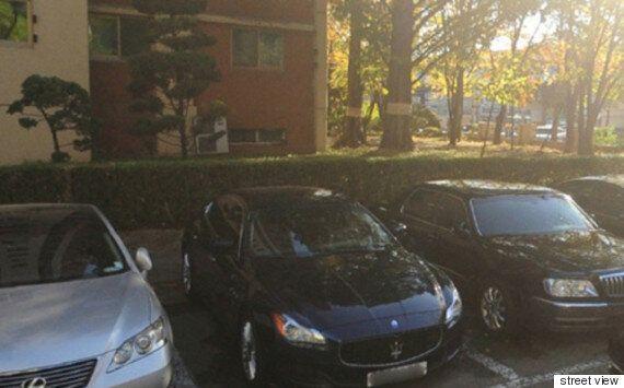 우병우 수석의 가족은 '법인 차'를 자녀들을 위해